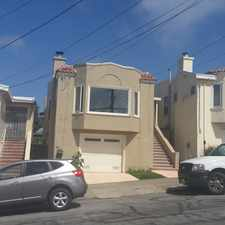 Rental info for 3014 Ulloa Street in the Parkside area