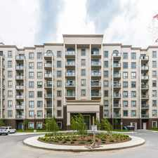 Rental info for 2486 Old Bronte Road #701 in the Hamilton area