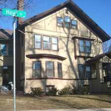 Rental info for 1726 Hoyt St