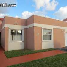 Rental info for $2500 4 bedroom House in Kendall in the Tamiami area