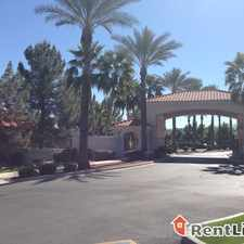 Rental info for 3636 E Inverness Ave in the Mesa area