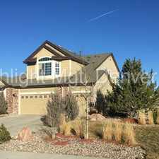 Rental info for 17659 Water Flume Way, Monument, CO 80132