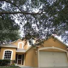 Rental info for 14 Wentwood Drive in the DeBary area
