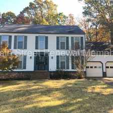 Rental info for Space & STYLE! - 2244 Webbing Dr. in the Memphis area