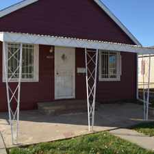 Rental info for 4033 Cook Street in the Denver area