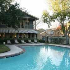 Rental info for Windchase Hamlet Apartments in the Houston area