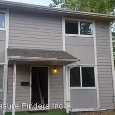 Rental info for 1311-1315 N. Sable in the Chambers Heights area