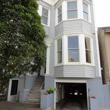 Rental info for 2853 Golden Gate Avenue in the Lone Mountain area