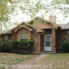 Rental info for 4005 David Dr in the Garland area