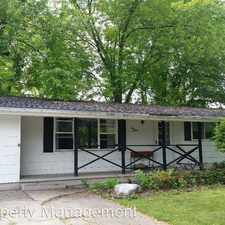 Rental info for 415 Canterbury Ct. in the Appleton area