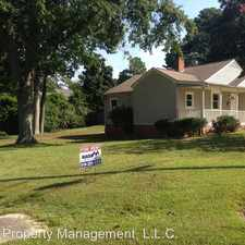Rental info for 503 E. Vance Street in the Fuquay-Varina area