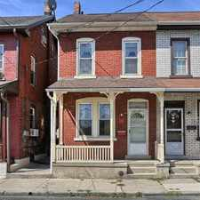 Rental info for 441 N 3rd Ave WST in the Lebanon area