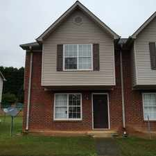 Rental info for 207 Westridge
