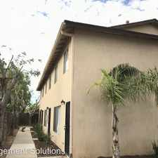 Rental info for 980 Leslie Road - 980 Leslie Road #3 Unit 3 in the Rancho San Diego area