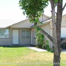 Rental info for 905 Ball Ct in the Moses Lake area