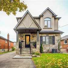 Rental info for 11 Bradbrook Rd in the Mimico area