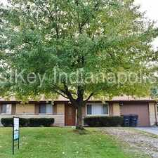 Rental info for 221 Grovewood Dr Beech Grove IN 46107 in the Indianapolis area