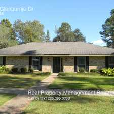 Rental info for 5281 Glenburnie Dr in the Baton Rouge area