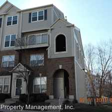 Rental info for 5995 Terrapin Place Unit 301 in the Franconia area