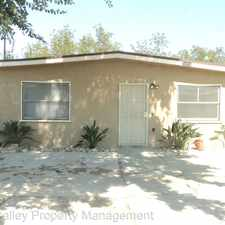 Rental info for 24218 Webster Ave in the 92553 area