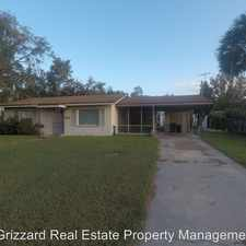 Rental info for 1455 Cliff Avenue in the Eustis area