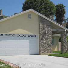 Rental info for 2751 East Maria Court in the Walnut area