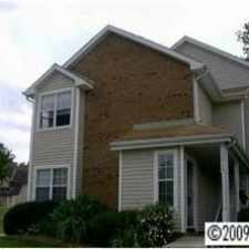 Rental info for 7817-A Renaissance Court in the Charlotte area