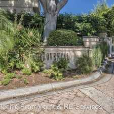 Rental info for 11225 Provencal Place