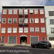 Rental info for 764 North Point Street #8 in the Fishermans Wharf area