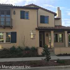 Rental info for 100 Via Murcia in the San Clemente area