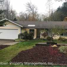 Rental info for 2520 19th Way NW