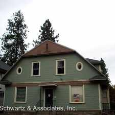 Rental info for 1618 W. 8th Ave. - 1618 W. 8th Ave. Unit 2 in the Spokane area
