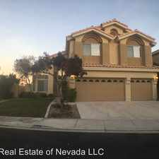 Rental info for 2124 Crooked Pine in the Sun City Summerlin area