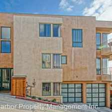 Rental info for 308 Gull Street in the 90266 area