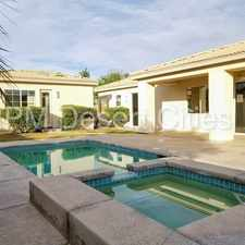 Rental info for 3 Bedroom in Aldea with Private Pool! in the 92270 area
