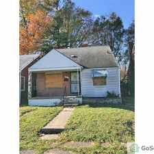 Rental info for Cozy Bungalow on Winthrop in the Detroit area