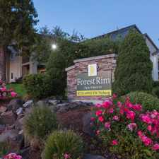 Rental info for Forest Rim