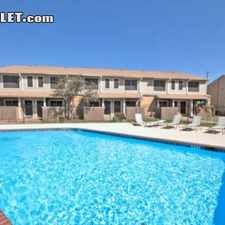 Rental info for One Bedroom In Panhandle Plains