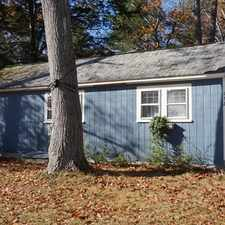 Rental info for 181 Acadia Rd in the Gardner area
