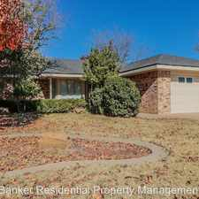 Rental info for 5716 92nd in the Preston Smith area