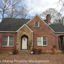 Rental info for 1065 Deckner Avenue in the Capitol View area