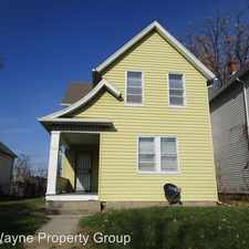 Rental info for 121 Esmond Street in the Fort Wayne area