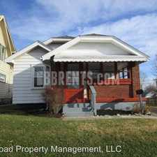 Rental info for 2404 Mundale Avenue in the Dayton area