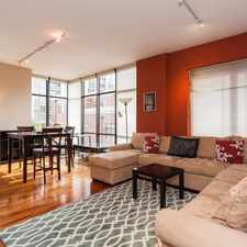 Rental info for 1322 S Prairie Ave in the South Loop area