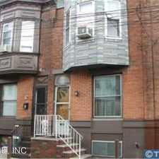 Rental info for 2240 Cantrell Street in the South Philadelphia West area