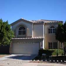 Rental info for 809 S Chatsworth