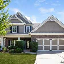 Rental info for Tricon American Homes in the Douglasville area