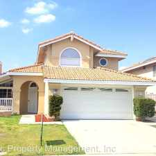 Rental info for 17082 Dolphin St in the 92336 area
