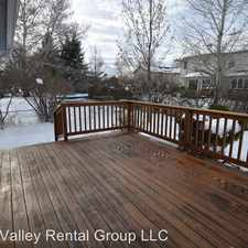 Rental info for 409 N 22nd Ave in the Bozeman area