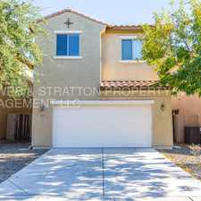 Rental info for 5330 W. Chisum Tr. - Immaculate 3 Bed 2.5 Bath In Phoenix! - Gated Community - Happy Valley Rd. & 51st. Ave. - CALL TODAY!